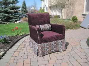 Have fun with slipcovers